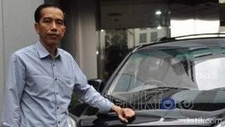 Jokowi dan Esemka Foto: detikfoto
