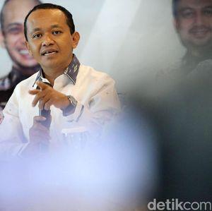 Curhat Bahlil, Pusing Kepala Setelah Dipanggil Jokowi