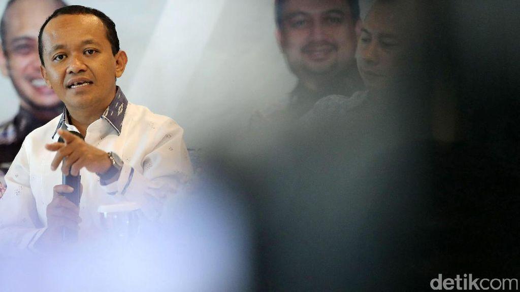 Ekspor Nikel Disetop Sementara, Bahlil: Tak Perlu Dipertentangkan