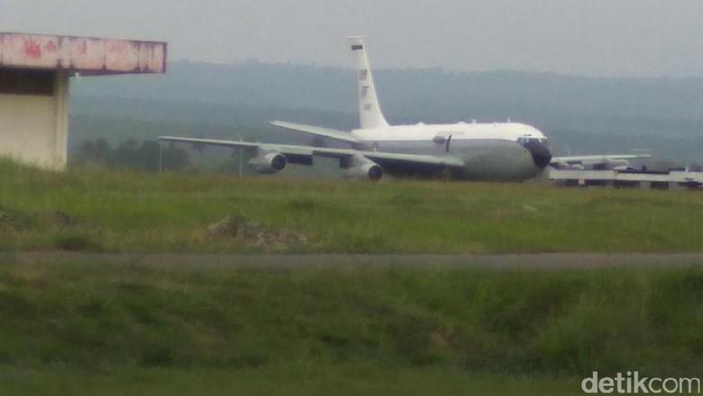 Pesawat Militer AS Mendarat Darurat di Bandara Aceh