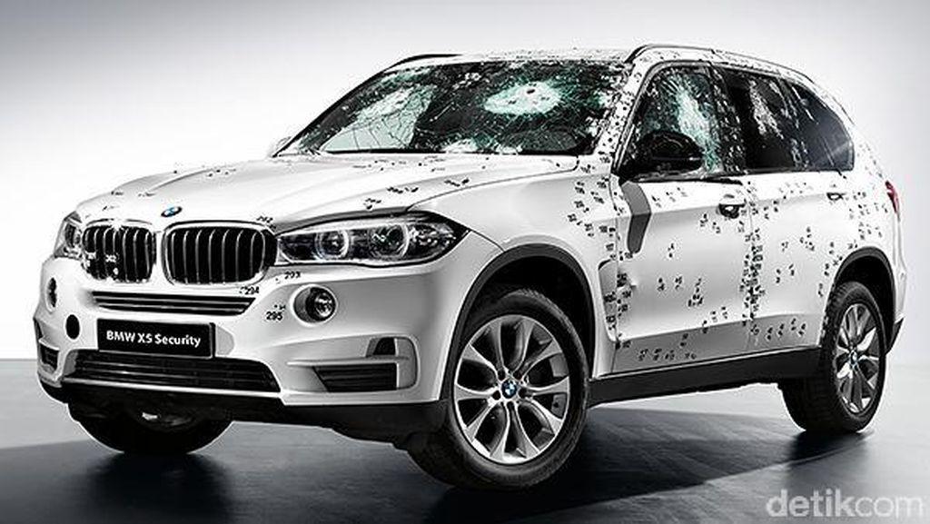 High Security Vehicle, Mobil Antipeluru BMW untuk Presiden dan VVIP
