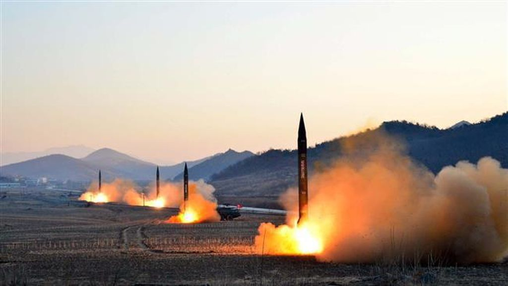 70 Negara Desak Korut Bongkar Senjata Nuklir dan Rudal Balistiknya