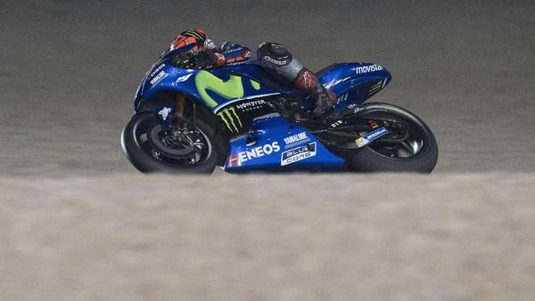 Vinales Puas dengan Performa Motor Yamaha
