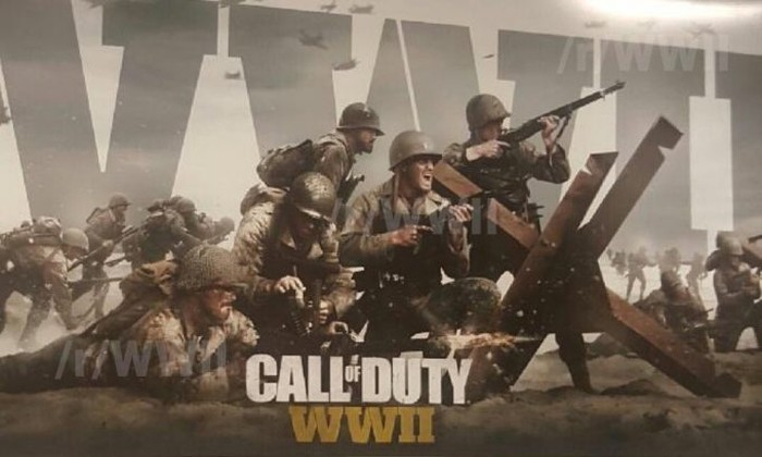 Call of Duty: World War II. Foto: internet