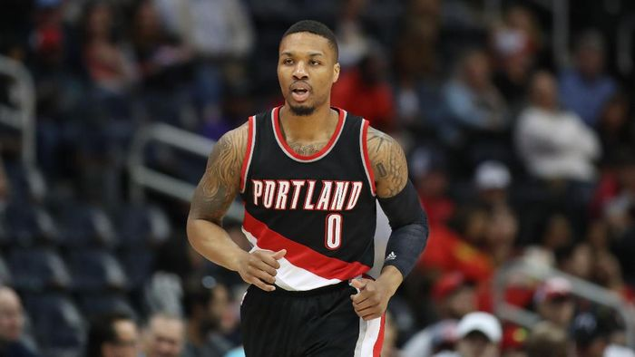 Damian Lillard (Foto: Jason Getz-USA TODAY Sports)