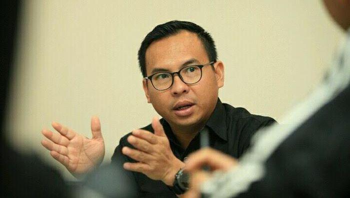 Direktur Komersial PGN, Danny Praditya (Foto: Dok.PGN)