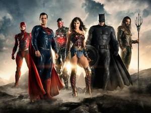 Justice League: Deja Vu Para Pahlawan Super