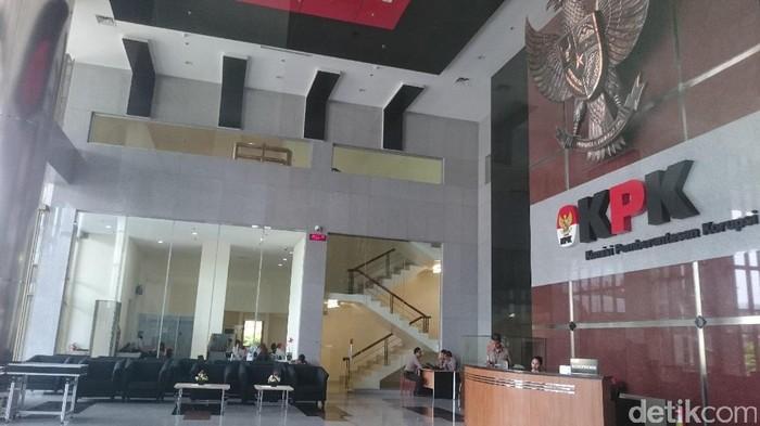 Gedung KPK (Nurin/detikcom)
