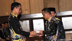 Jokowi Lirik Ketum HIPMI Jadi Menteri, TKN: Itu Hak Beliau