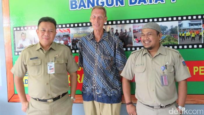 Ken di Panti Sosial Kedoya, Jakarta. (Arief Ikhsanudin/detikcom)