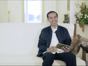 Netizen Dukung Jokowi Penuhi Undangan Nonton Megadeth