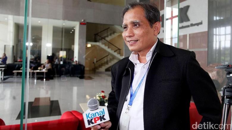 Tak Ingin KPK Tangani Korupsi di Polri, Capim Roby Bicara Cicak Vs Buaya