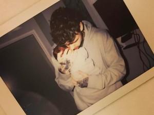 Liam Payne dan Cheryl Beri Nama Anaknya Beruang