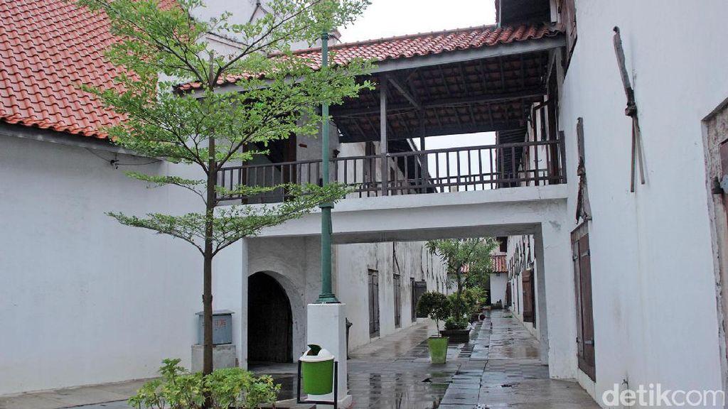 Museum Bahari dan Si Manis Jembatan Ancol