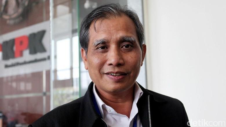 Capim Roby Arya akan Paling Sedikit OTT Bila Jadi Pimpinan KPK