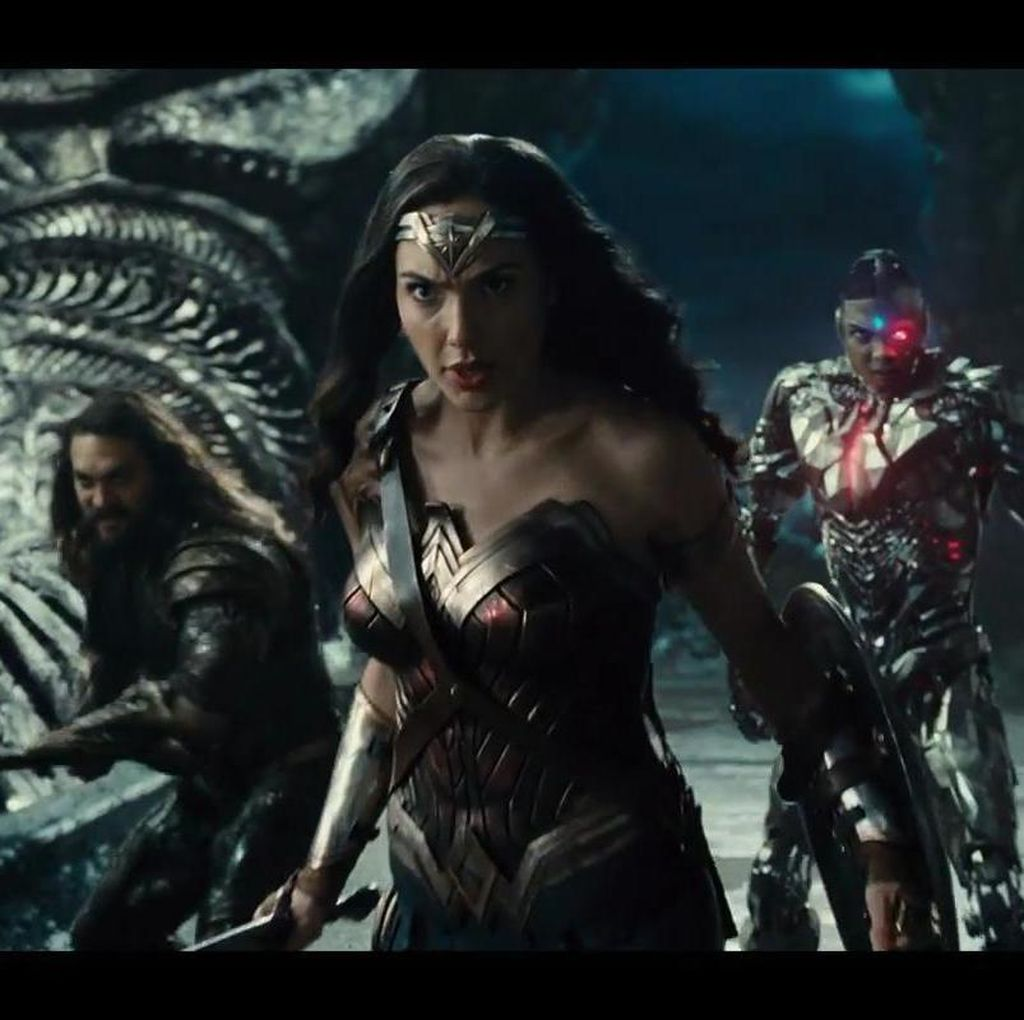 Jason Momoa Ingin Ada Wonder Woman dan Flash di Sekuel Aquaman