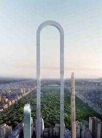 The Big Bend, Calon Menara Tertinggi di New York