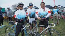 2 Eks Menteri Promosi Wisata Indonesia Sambil Naik Sepeda di Jepang