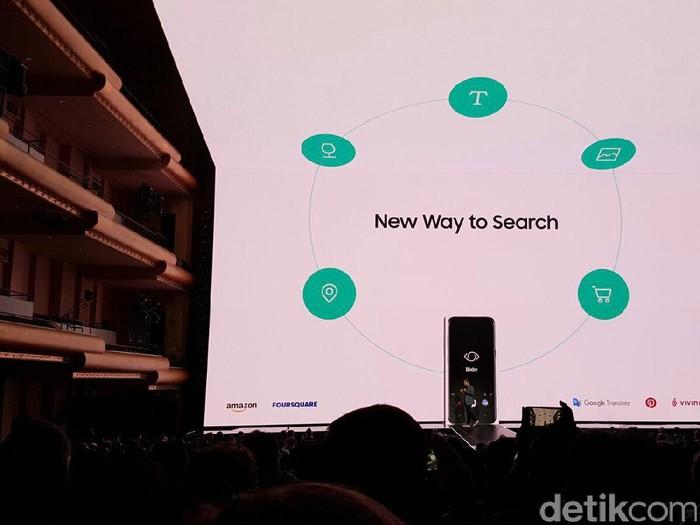 Peluncuran Samsung Bixby. Foto: Fino Yurio Kristo/detikINET