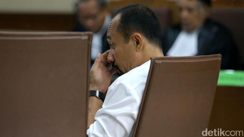 Andi Taufan Tiro Dituntut 13 Tahun Penjara