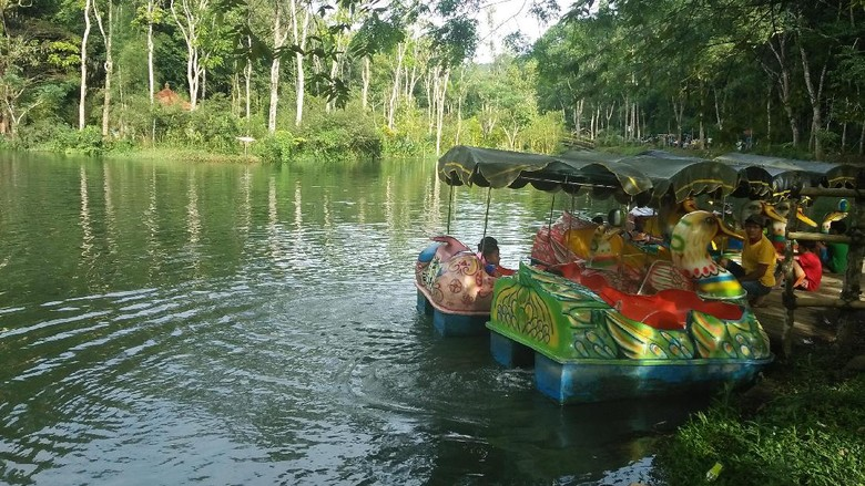 Foto: Ekowisata Boon Pring di Malang (Aminudin/detikTravel)