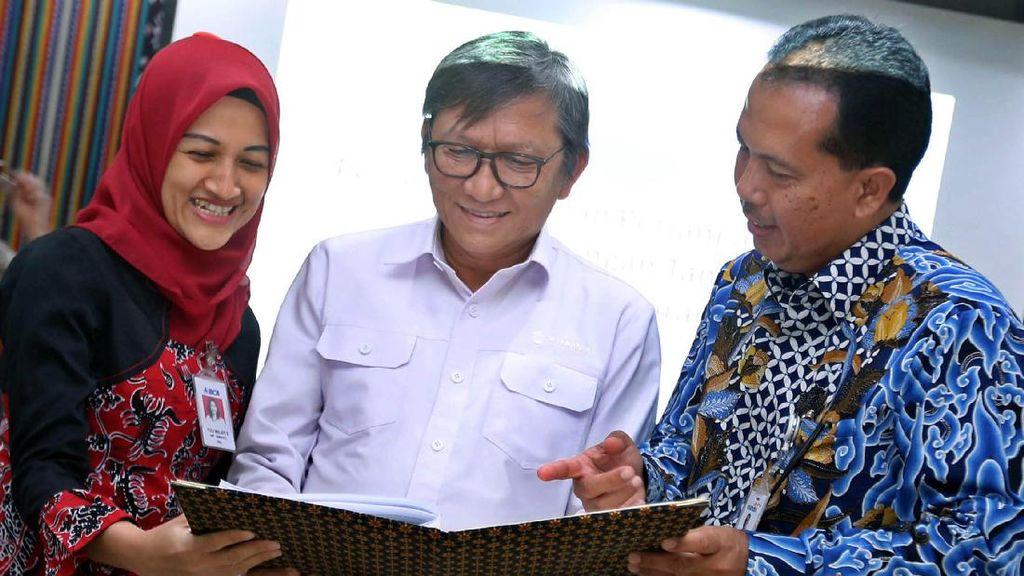 Pinjaman untuk Ruas Tol Semarang-Batang