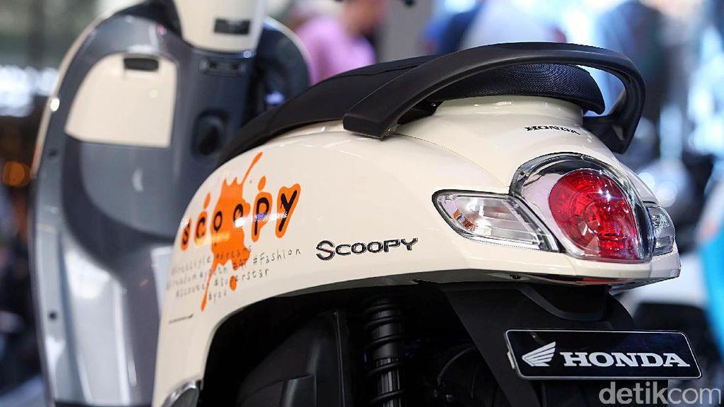 Generasi Terbaru Honda Scoopy Siap Meluncur, Ini Bocorannya