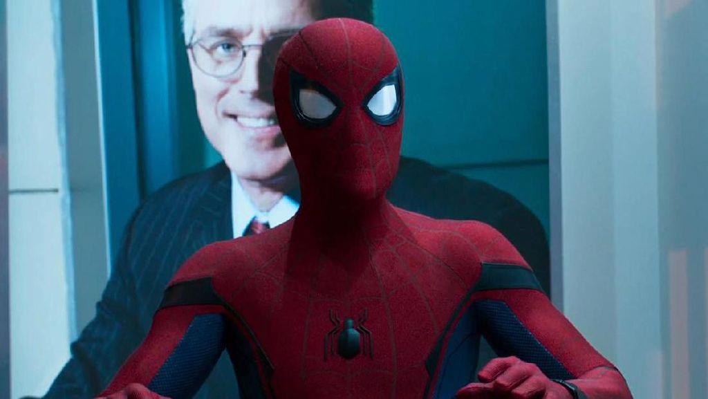 Klip Terbaru Spider-Man: Homecoming, dari Magic Johnson hingga Stan Lee
