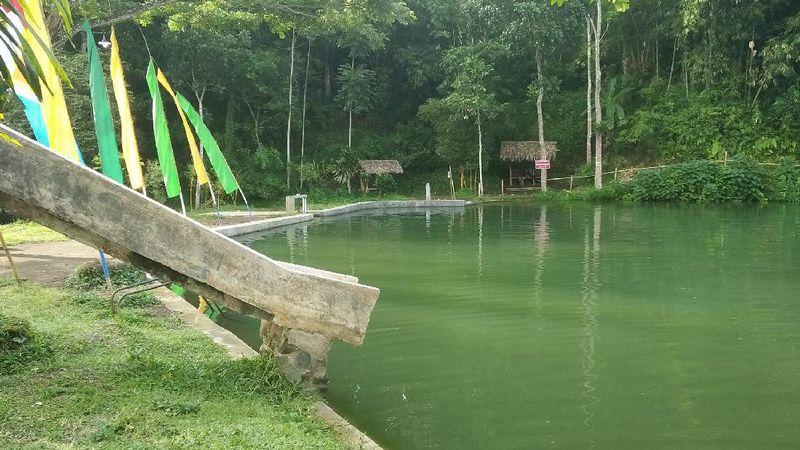Ini Telaga Cantik Yang Tengah Hits Di Malang