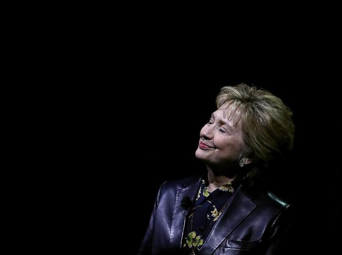 Hillary Clinton. (Foto: Justin Sullivan/Getty Images)