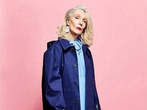 Agensi Ini Akan Terima Nenek Usia 85 Tahun Untuk Jadi Model