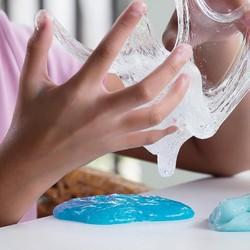 Hiks! Kulit Bocah Ini Melepuh Setelah Bikin Slime
