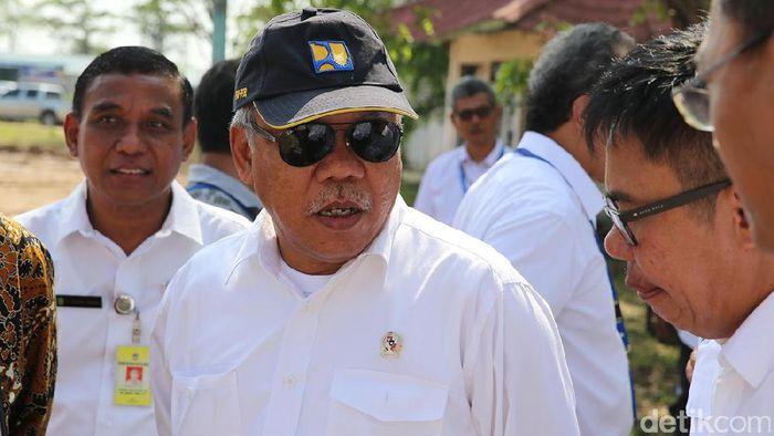 Basuki Hadimuljono, Menteri PUPR (Foto: Ari Saputra)