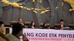 Pengurus Gerindra Jadi Anggota KPU Tangsel Disanksi Berat