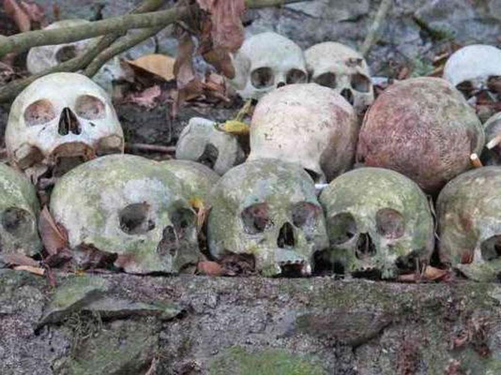 Seram atau Keren? 3 Kuburan Unik di Indonesia