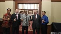 Republik Ceko Tertarik Bangun Pembangkit Listrik di Jawa Timur