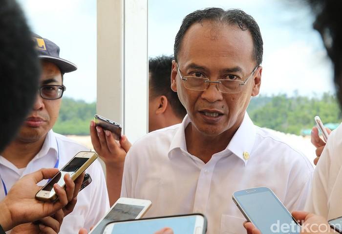 Anggota Komisi I DPR, Ketua DPP PDI Perjuangan Nusyirwan Soejono
