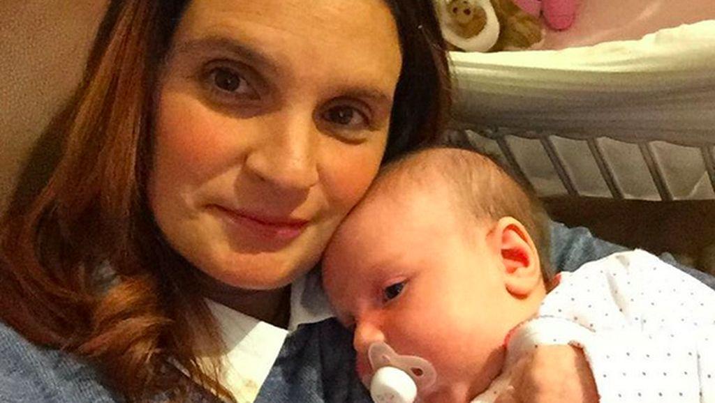 Wow! Wanita Inggris Melahirkan Anak Ke-22 Saat Pandemi Corona