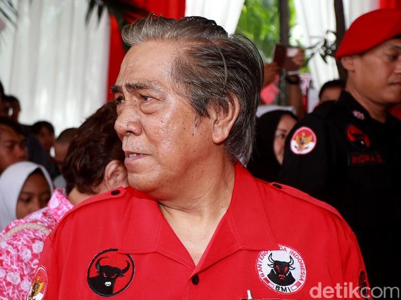 Adik Ipar Megawati Meninggal Dunia