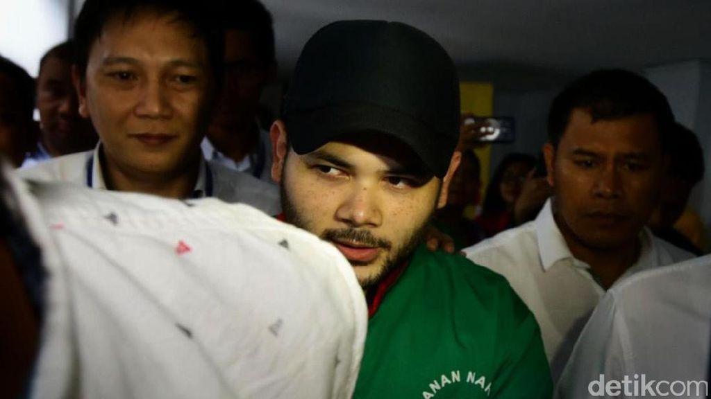 Penjual Sabu untuk Ridho Rhoma Ditangkap Polisi