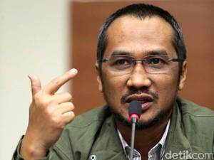 Eks Ketua KPK: Novanto Tak Boleh Adu Domba KPK dan Polri