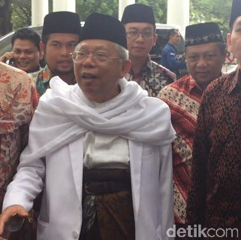 Alasan Ketua MUI DIY Kurang Sreg Maruf Maju Pilpres: Sudah Tua