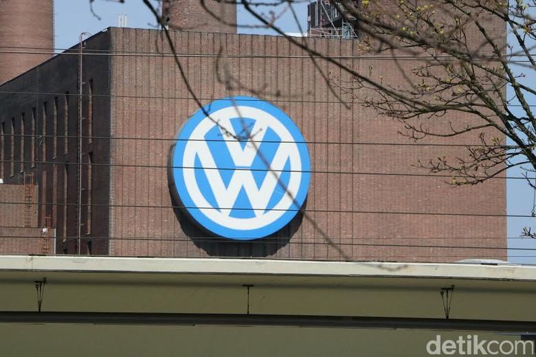 Pabrik VW di Wolfsburg. Foto: Rangga Rahardiansyah