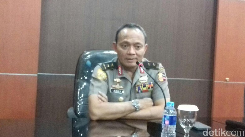 Komjen Ari Dono Jadi Wakapolri, Irjen Arief Sulistyanto Kabareskrim