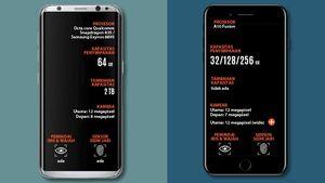 Membandingkan Galaxy S8 dan iPhone 7