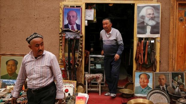 China Didesak Jelaskan Penahanan 1 Juta Minoritas Muslim