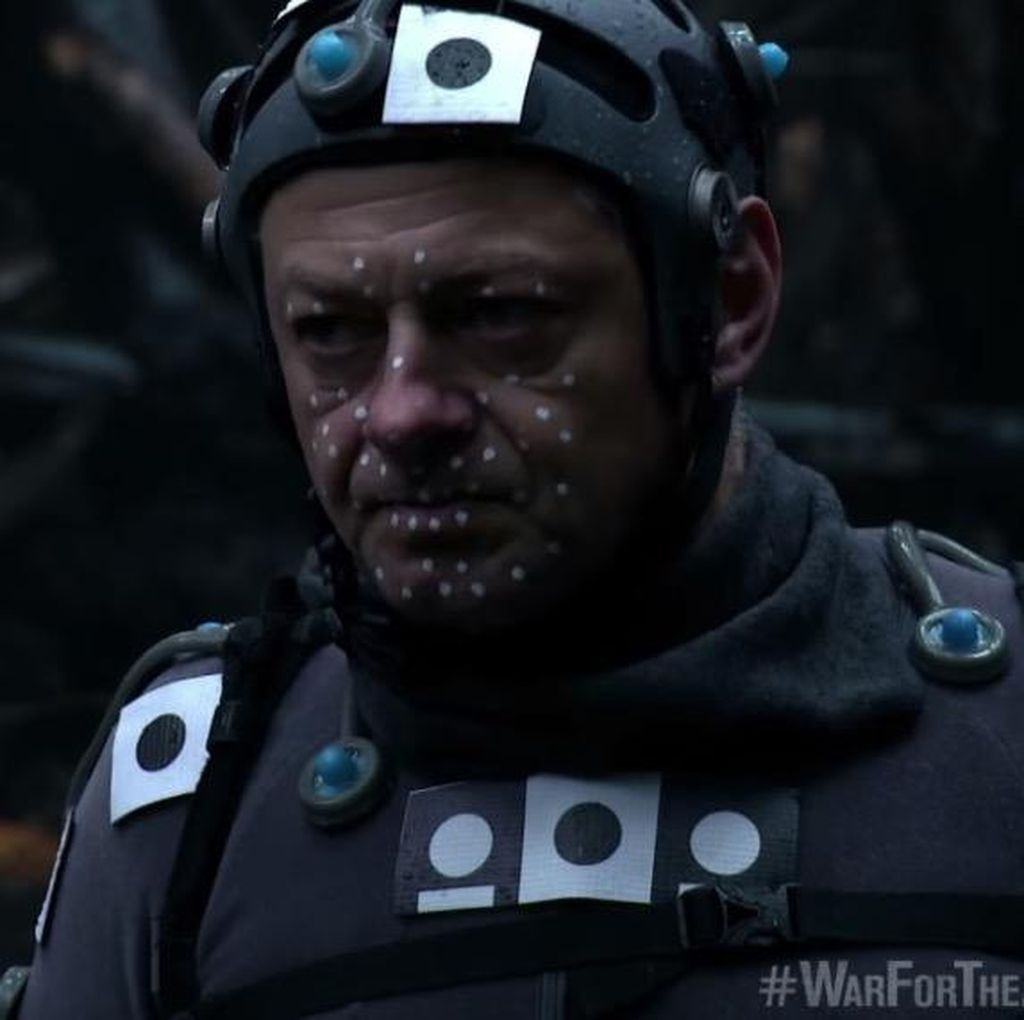 Andy Serkis Disebut Berperan di The Batman