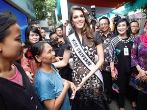 Dampak Positif Kedatangan Miss Universe 2016 ke Indonesia