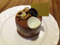 Exquise Patisserie: Yuk, Ngemil Cake Karamel dan Quiche Gurih di Kafe Mungil Ini!