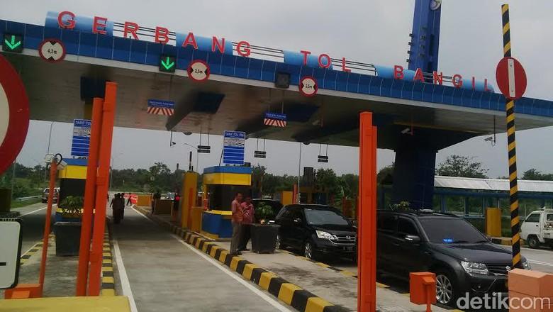 Tol Bangil-Rembang Pasuruan Akhirnya Dioperasikan